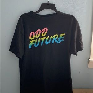 Men's medium odd future black T-shirt